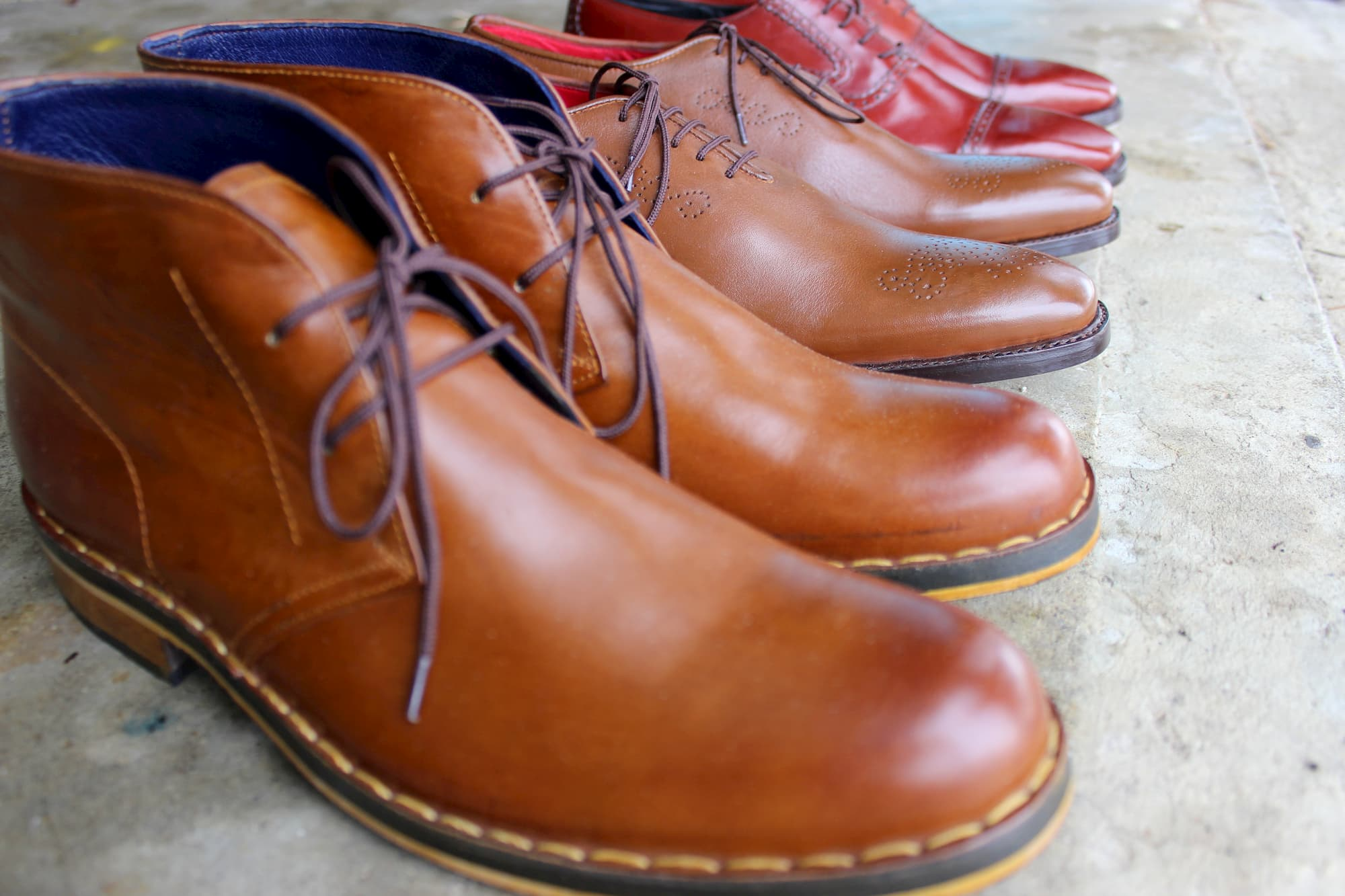 Custom Shoe Process Provides Unparalleled Client Experience